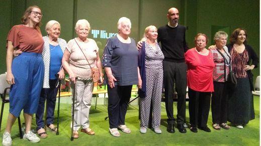 En ' Cásting Giuletta' siete mujeres que rondan los ochenta años hablan del amor