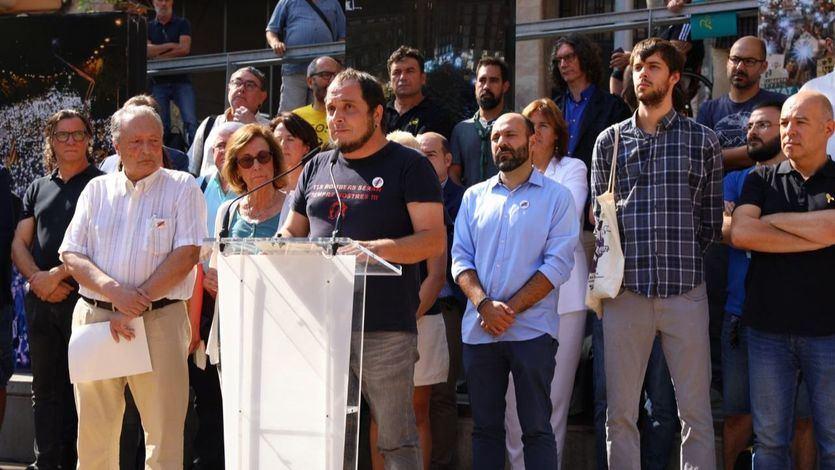 El independentismo llama a la 'desobediencia civil' ante la sentencia del procés