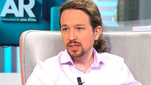Iglesias vuelve a reclamar entrar en el Gobierno: