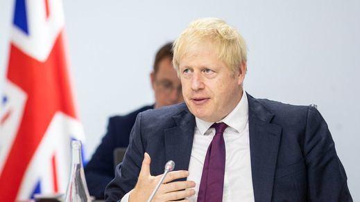 Boris Johnson envía a Bruselas su última propuesta para el Brexit