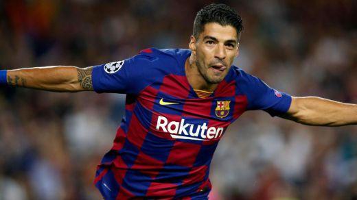Luis Suárez ejerce de salvador y remonta para el Barça evitando una debacle (2-1)