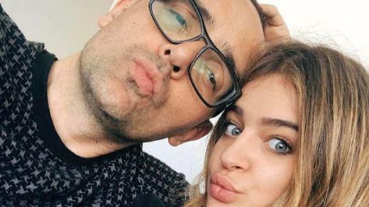 Nace la hija de Risto Mejide y Laura Escanes, Roma