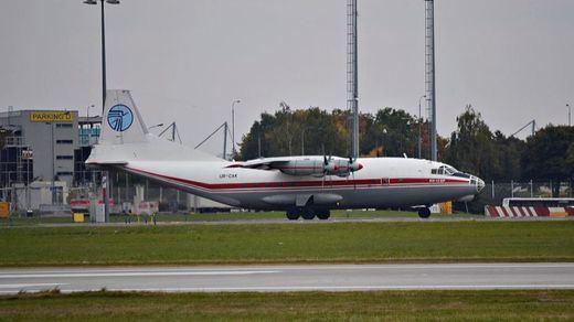 Varios muertos tras un aterrizaje de emergencia de un avión que volaba entre España y Ucrania