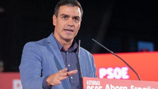Sánchez sigue avisando de la 'crisis':