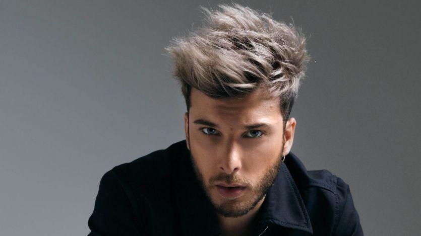 Blas Cantó, ex del grupo adolescente Auryn, representará a RTVE en Eurovisión