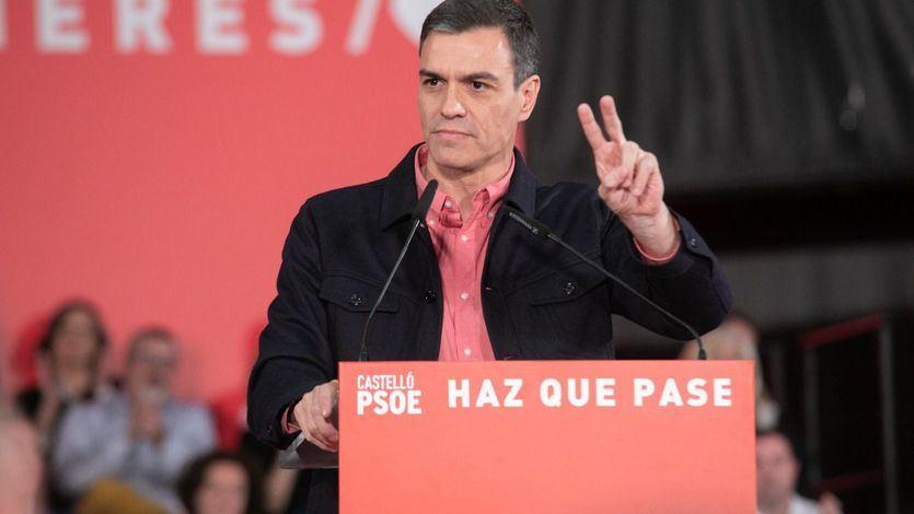 Sánchez responde a Rivera: 'No pedimos el apoyo de un partido que pacta con la utraderecha, sino que no bloqueen'