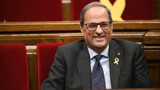 Crónica de un fracaso anunciado: el Parlament rechaza la moción de censura contra Torra