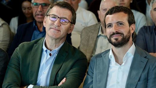 Las listas electorales del PP: Casado da su brazo a torcer y recupera a rostros de la 'era Rajoy'