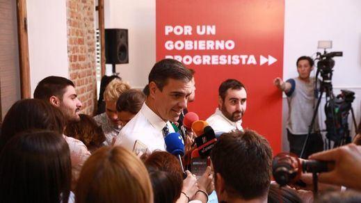 Sánchez anuncia un plan de respuesta a la amenaza arancelaria de Trump