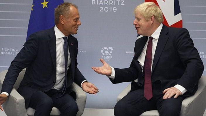 Bruselas abronca a Boris Johnson: 'No quieres un trato, ni una prórroga ni revocar el Brexit, ¿quo vadis?'