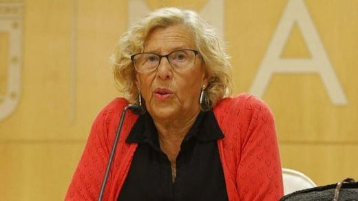 Carmena no descarta ser Defensora del Pueblo