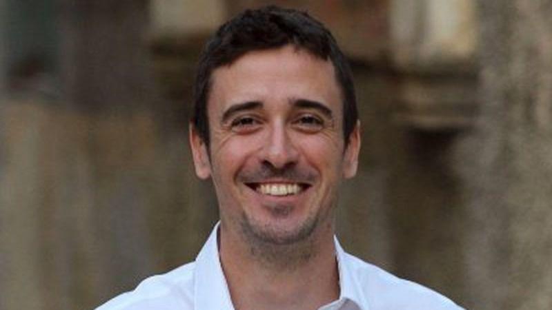 Geraldés, el candidato de Errejón por Barcelona se defiende: 'En caso de referéndum, mi respuesta es no'