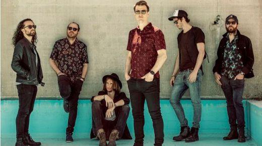 La emergente banda madrileña Comandante Twin presenta 'Hoy', su nuevo disco, el sábado 19 en la Joy Eslava (vídeo)