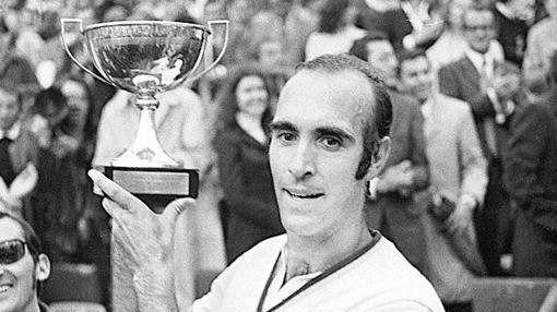 Fallece el histórico tenista Andrés Gimeno
