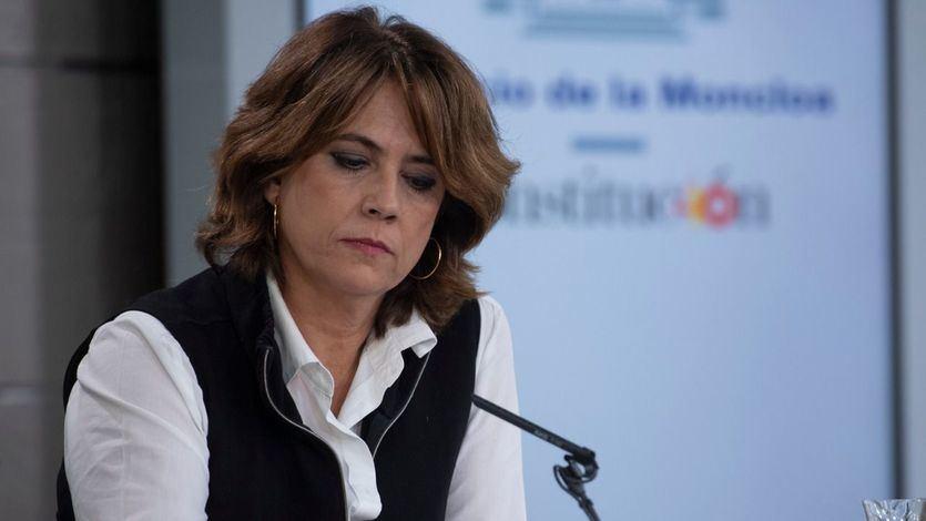Críticas a la ministra Delgado por mediar con Italia en el caso de Juana Rivas