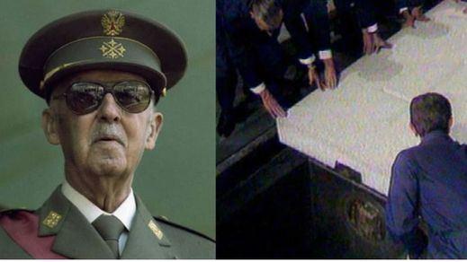 El Supremo dictamina que ya se puede exhumar a Franco diga lo que diga el prior del Valle de los Caídos