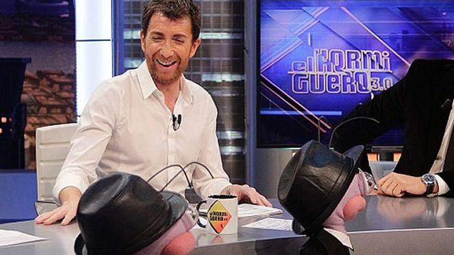 Santiago Abascal presume de su visita a 'El Hormiguero'