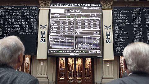 El Ibex (+1,25%) rebota de nuevo y supera los 9.100 puntos