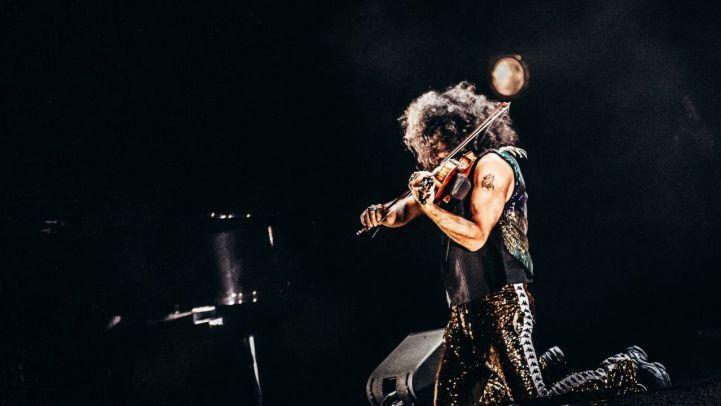 'Ara Malikian, una vida entre las cuerdas': todo lo que usted quería saber del genial violinista y no se atrevía a preguntar (vídeo con entrevista)