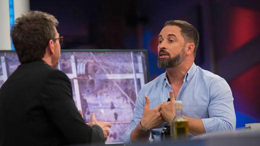 Así fue la entrevista 'blindada' de Pablo Motos a un edulcorado Abascal en 'El Hormiguero'