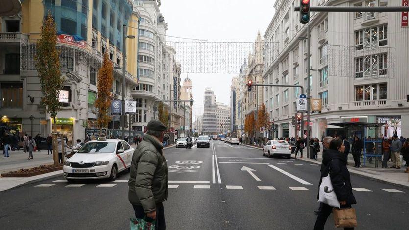 Madrid no estudiará por el momento el soterramiento de la Gran Vía, propuesta estrella de Vox