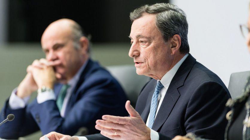 Divisiones en el BCE