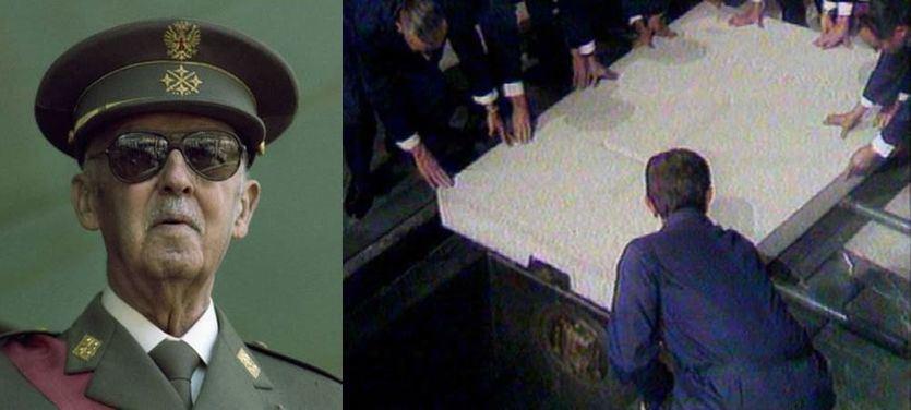 El Gobierno anuncia la exhumación de Franco para antes del 25 de octubre
