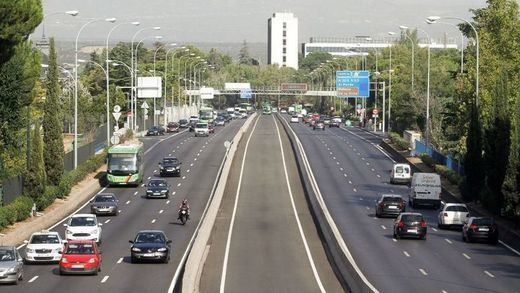 La Administración implantará un carril Bus VAO en la entrada a Madrid por la A-2