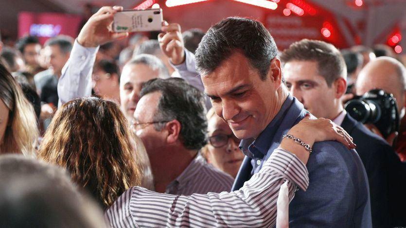 Sánchez celebró la exhumación de Franco como 'una gran victoria de la democracia española'