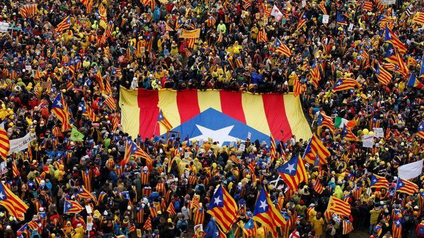 La tensa espera de la sentencia del procés en Cataluña