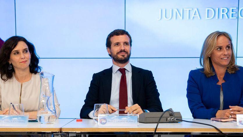 Casado acusa a Sánchez de actuar como un 'pirómano' y desprecia su plan 'antibloqueo'