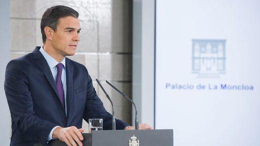 Sánchez: el Gobierno