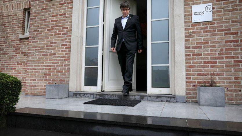 El juez Llarena reactiva la euroorden de detención contra Puigdemont por sedición y malversación