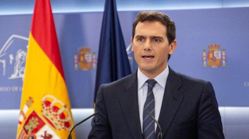 Rivera, satisfecho con las penas de la sentencia del procés pero pide a Sánchez que no haya 'privilegios para los políticos presos'