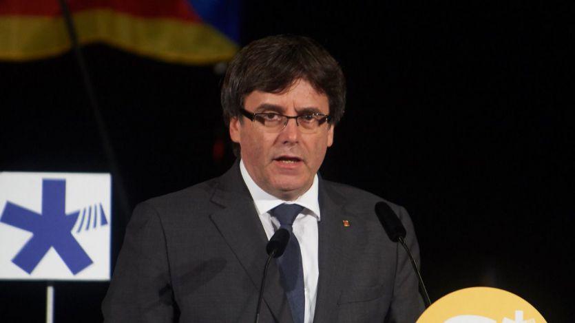 Puigdemont considera que la sentencia demuestra una 'falta de separación de poderes' en España