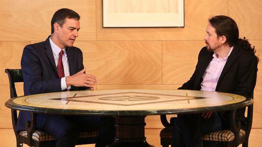 10-N: el pacto poselectoral PSOE-Podemos se complica por Cataluña