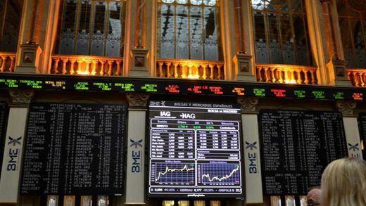El Ibex (+0,33%) amenaza los 9.400 puntos