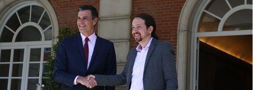 Iglesias no cree que Sánchez aplique aún el 155 o la ley de Seguridad Ciudadana porque