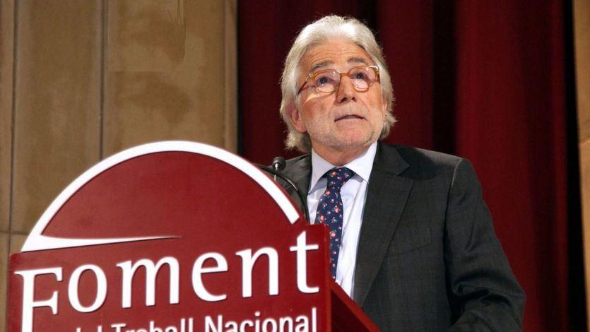 La patronal catalana abronca a Torra por 'alentar movilizaciones' y alerta del daño a la actividad económica