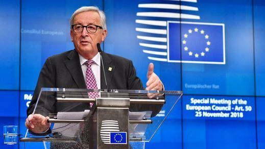 Euforia política y económica: Juncker anuncia un acuerdo con Reino Unido para el Brexit
