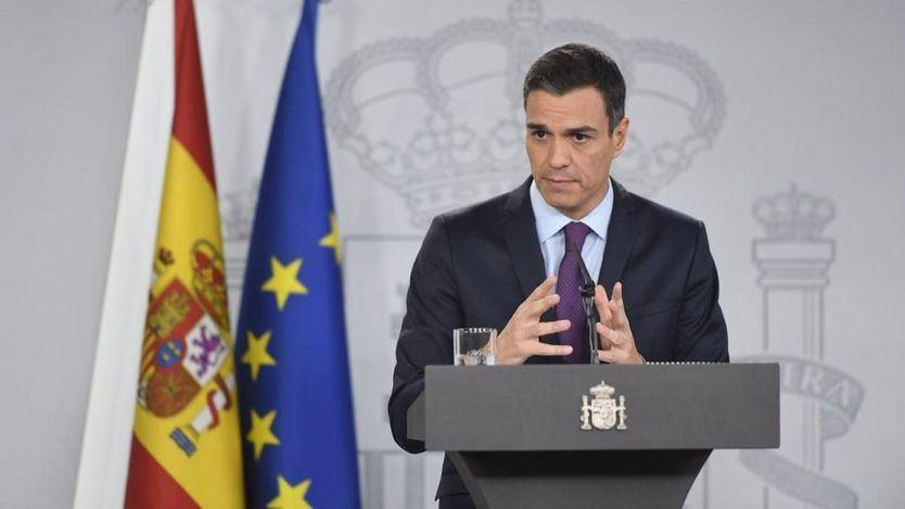 Sánchez considera que ya podría aplicar medidas extraordinarias en Cataluña, pero esperará a una 'legitimación social'