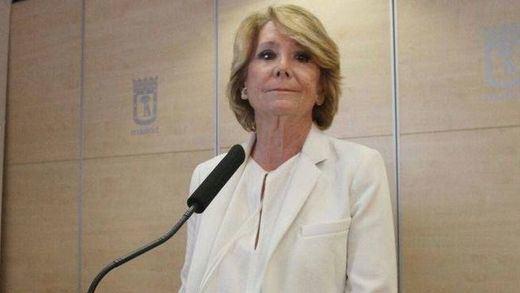 Aguirre descarga en el gerente las responsabilidades de la posible financiación ilegal del PP de Madrid