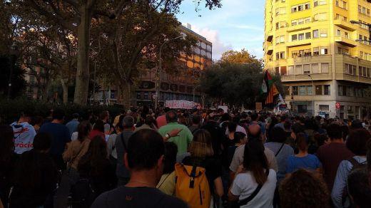 El Govern catalán saca pecho de la primera jornada sin violencia