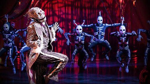 'Kooza', el nuevo maravilloso y original espectáculo del legendario Cirque du Soleil, ya está en Madrid (vídeo)