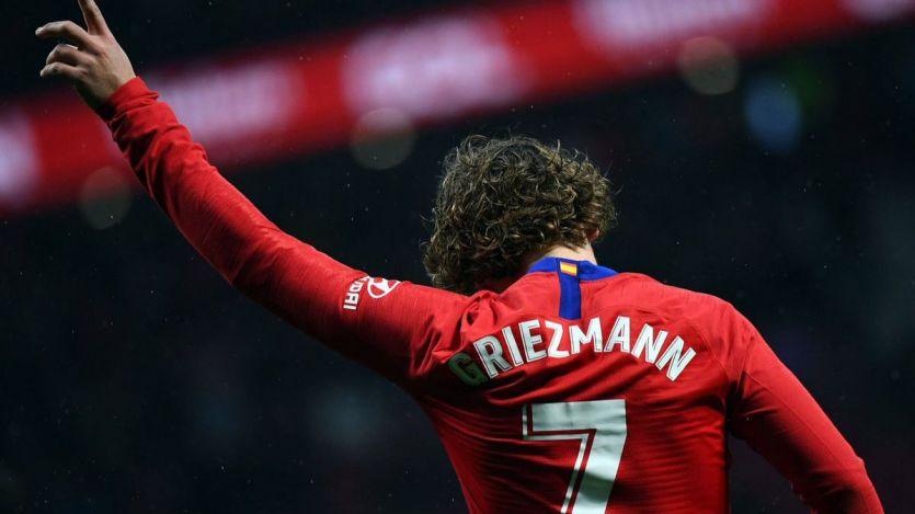El Atlético acepta 15 millones por los 80 de más que le pedía al Barça por el fichaje de Griezmann