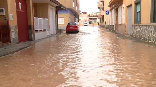 La zona mediterránea se prepara para un fuerte temporal con precipitaciones muy fuertes