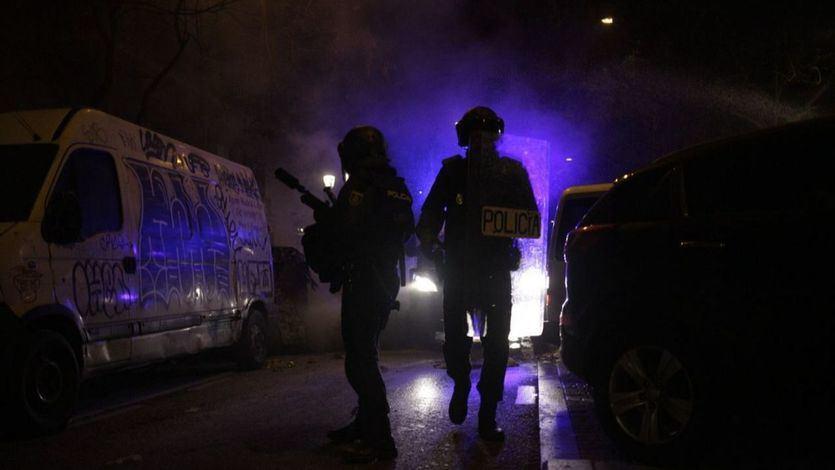 La comisaria de Derechos Humanos del Consejo de Europa reclama a España eliminar el uso de pelotas de goma como antidisturbios