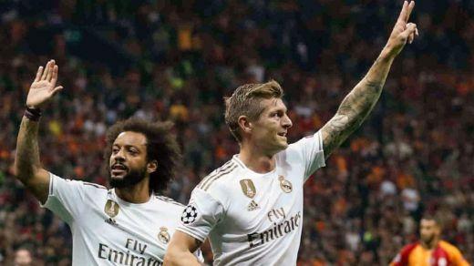 El Madrid al fin respira en Europa aunque sigue negado de cara al gol (0-1)