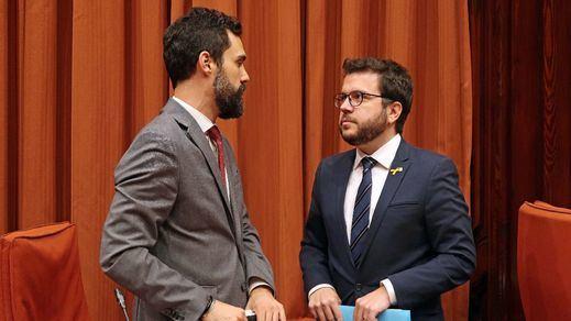 El plan de ERC para asaltar la Generalitat y liderar un procés independentista de mano blanda