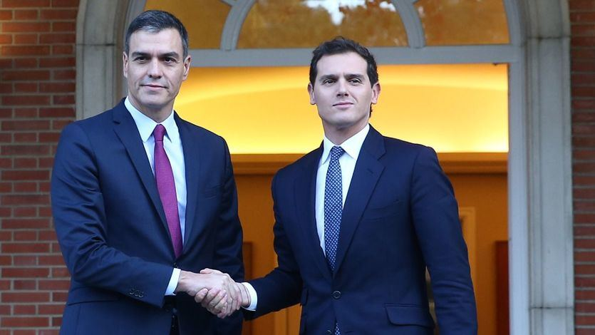 Rivera se compromete a 'desbloquear la situación y no ir a terceras elecciones'